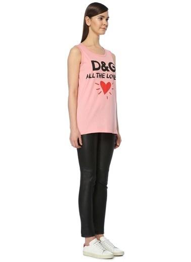 Dolce&Gabbana Atlet Pembe